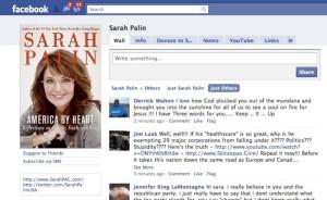 Palin Endorses John Willoughby, Snubs Civil Beat
