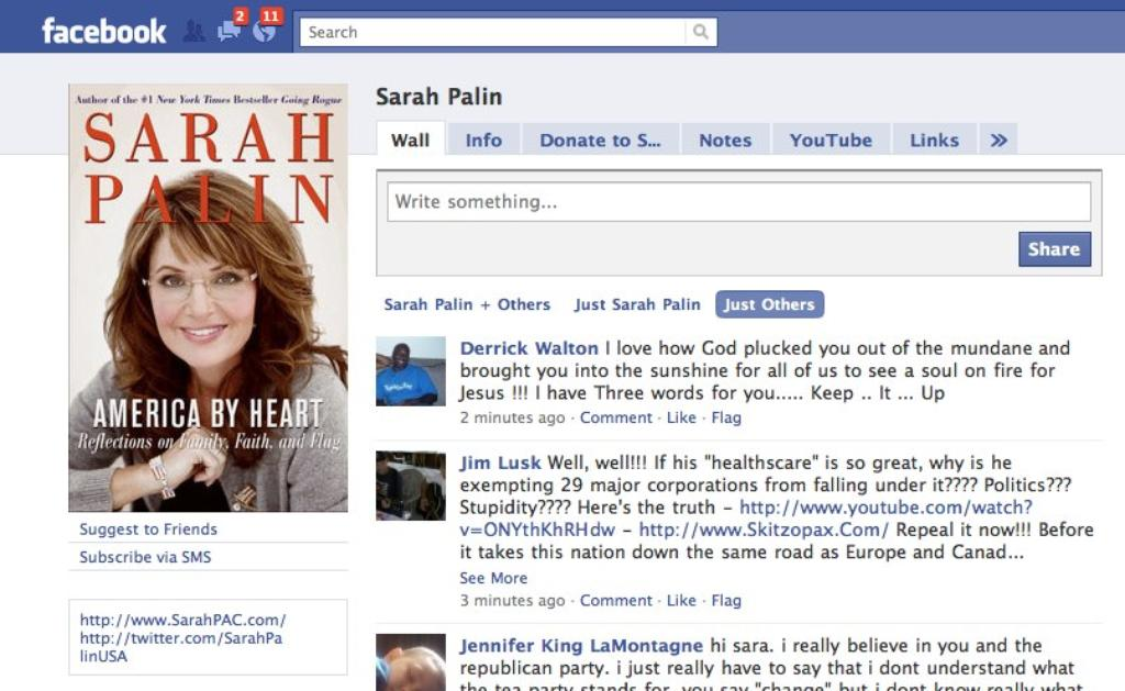 Palin Endorses John Willoughby, Snubs Civil Beat