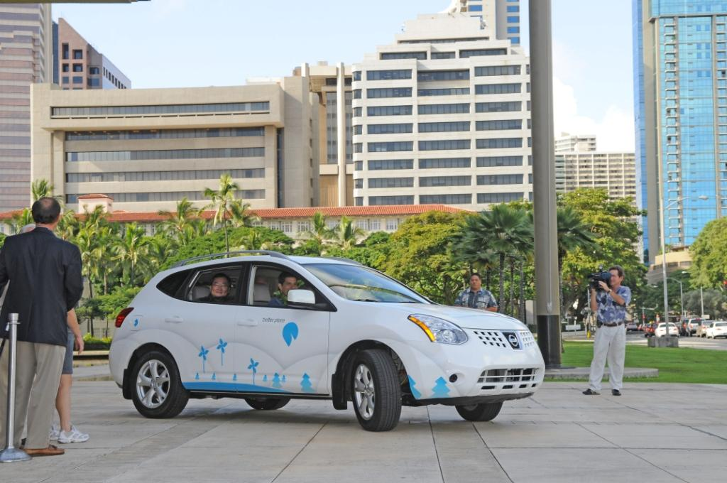 Electric Car Charging Stations Coming to Honolulu