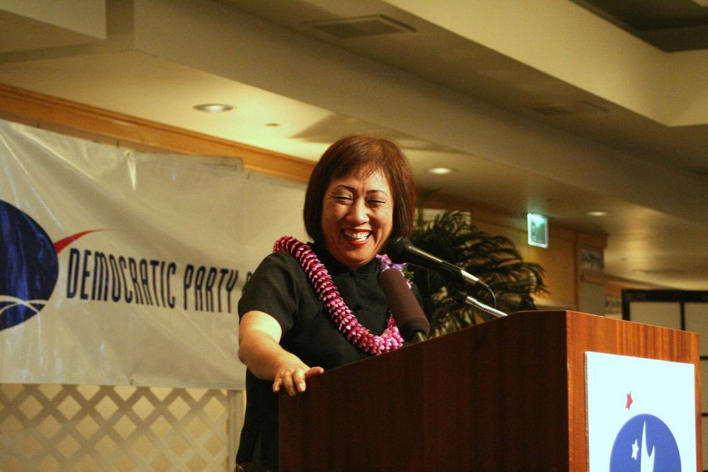 Colleen Hanabusa Answers 10 Questions From Civil Beat