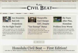 New Look for Civil Beat Coming Soon