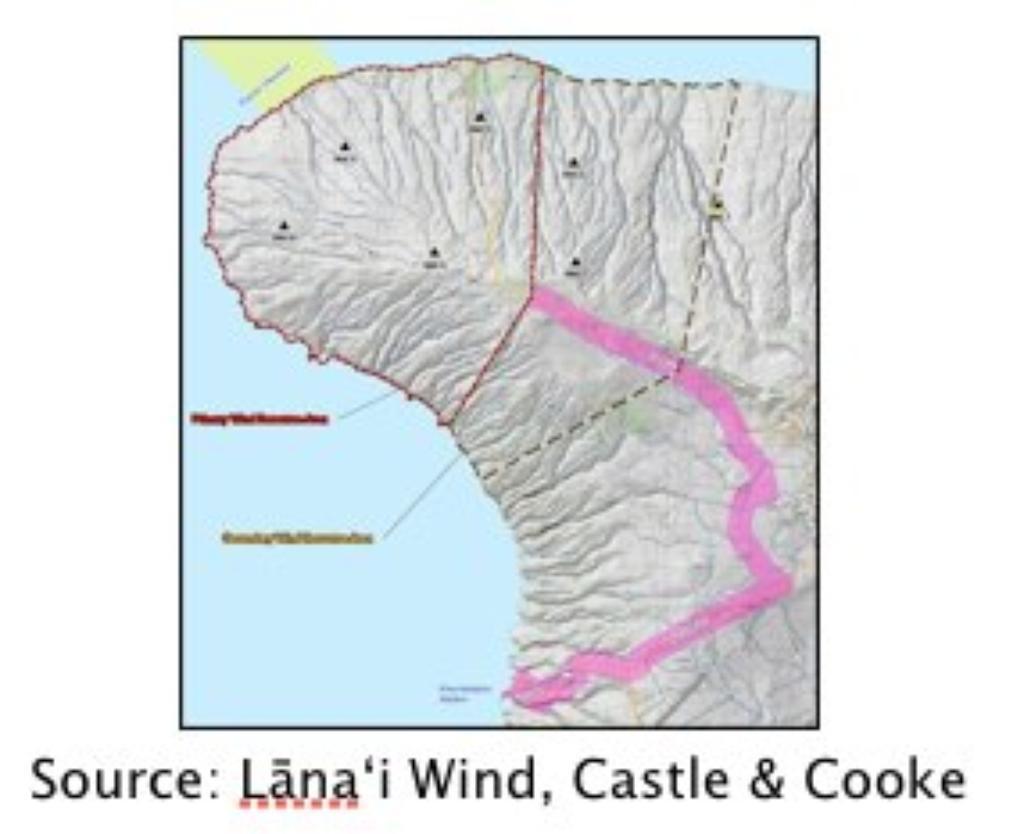 Hawaii PUC Denies Molokai 'Big Wind' Deal