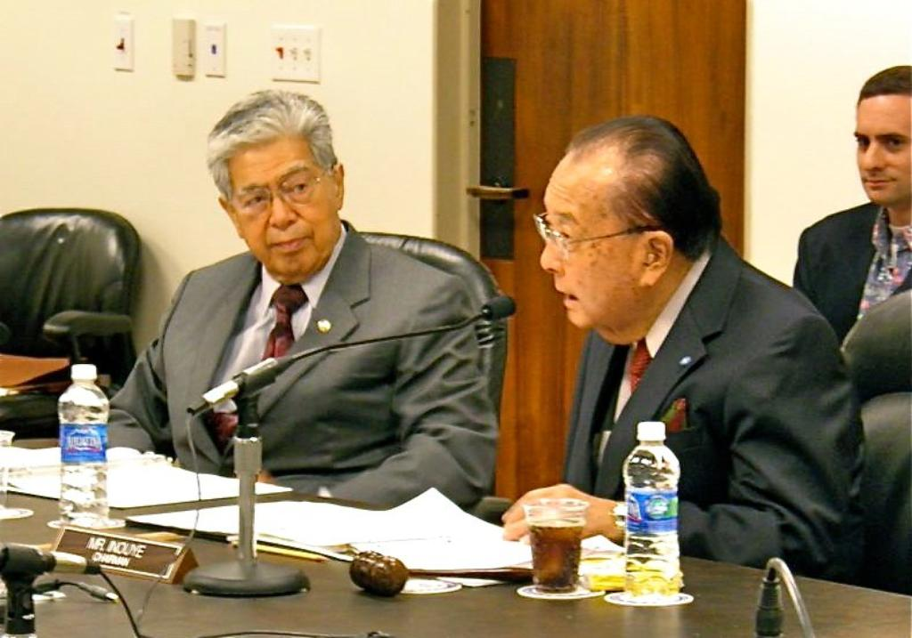 Open U.S. Senate Race Rare in Hawaii