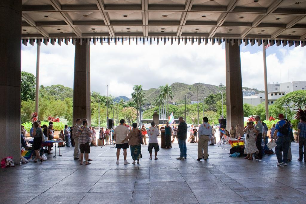 Off and Running: The Race for Hawaii's Legislature
