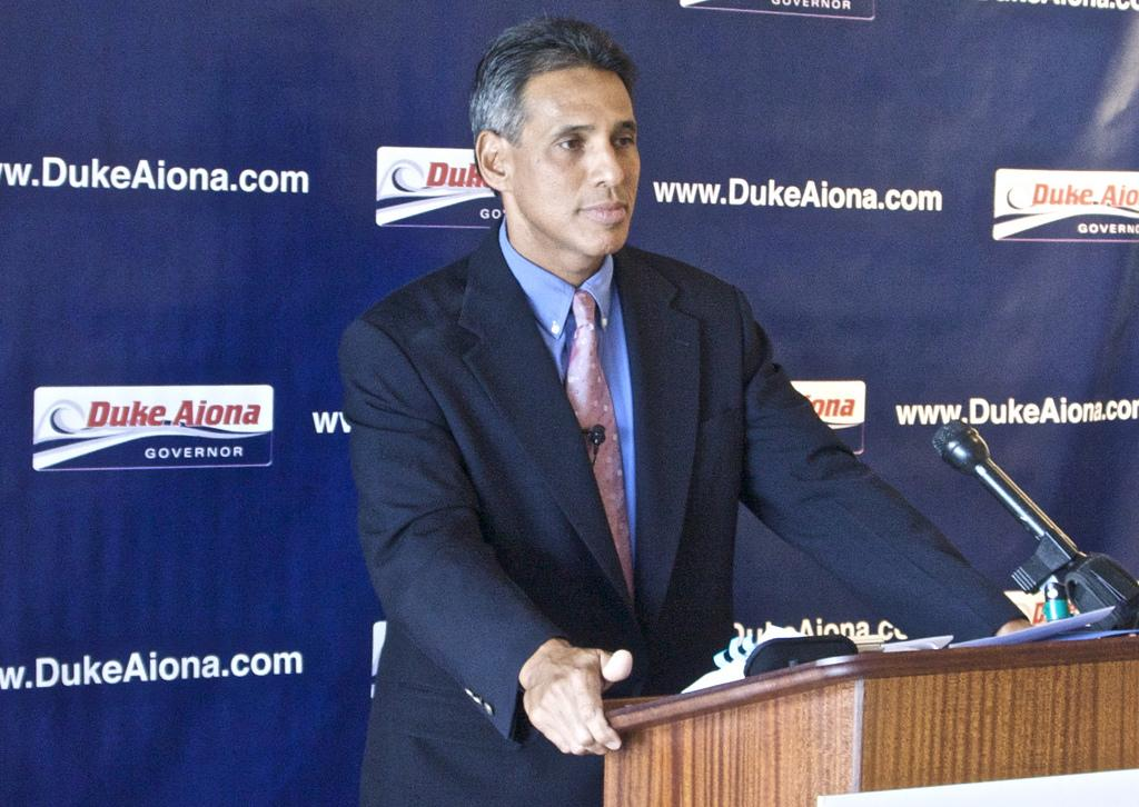 Aiona Wants Independent Audit of Ed Department