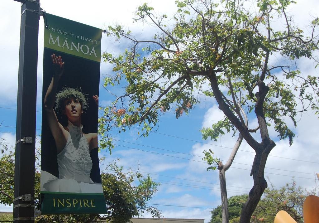 The State of 'Student Voice' at the University of Hawaii