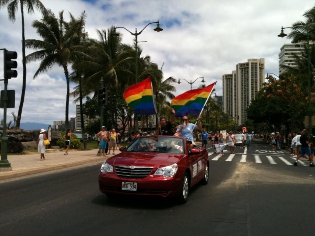 Hawaii Lawmakers Pass Employment Protections For Transgendered