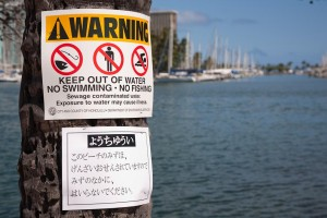 Raw Sewage Still Flowing Into Local Waterways Despite Legal Agreement
