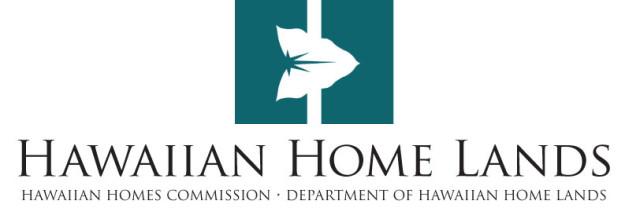 Department of Hawaiian Home Lands logo