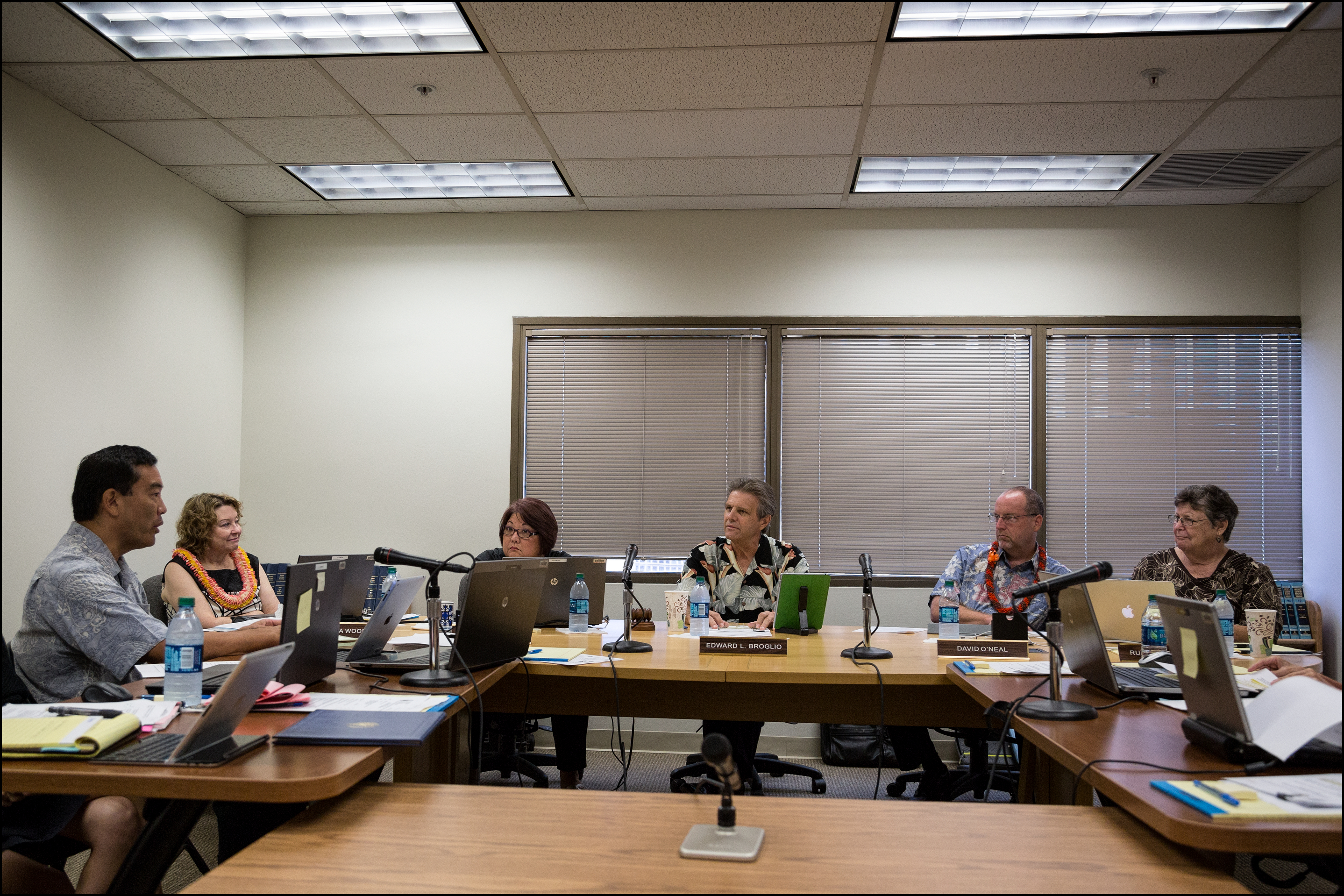 Hawaii Ethics Commission Seals Financial Disclosures for Current Board Members