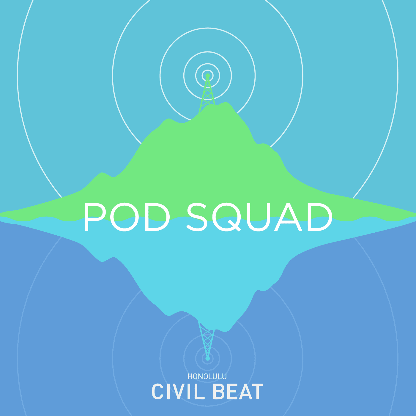 Civil Beat: Pod Squad