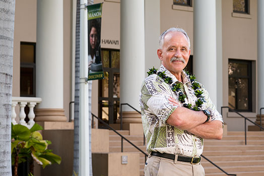 It's Official: Tom Apple Is Out as UH Manoa Chancellor