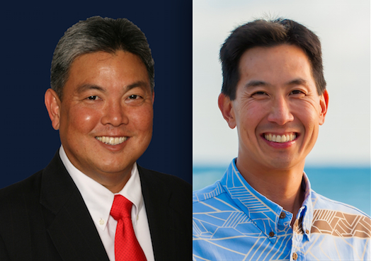 Takai Campaign Raises More Money, But Djou Has More Cash on Hand
