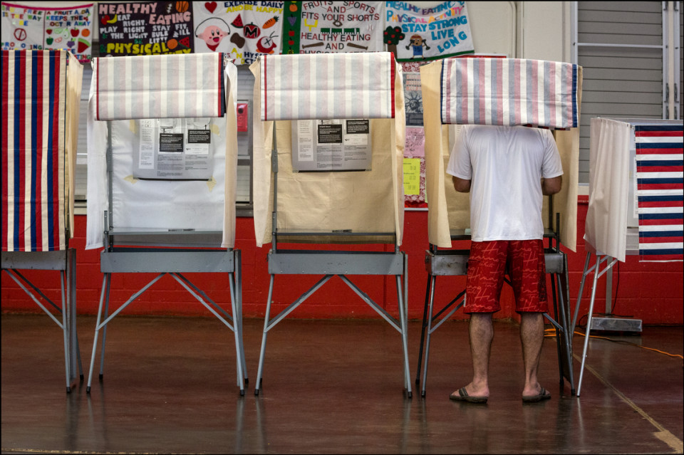 How Low Is Hawaii Voter Turnout?