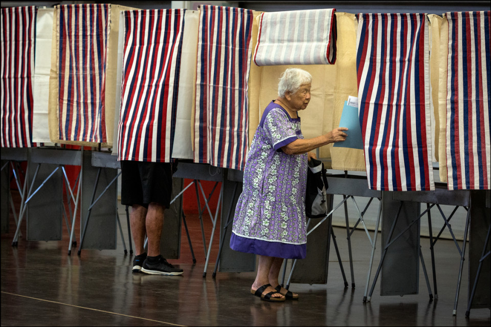 Voting By Mail In Hawaii: An Idea Whose Time Has Come