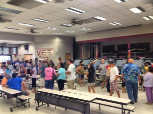 Puna Primary: Turnout Is Picking Up