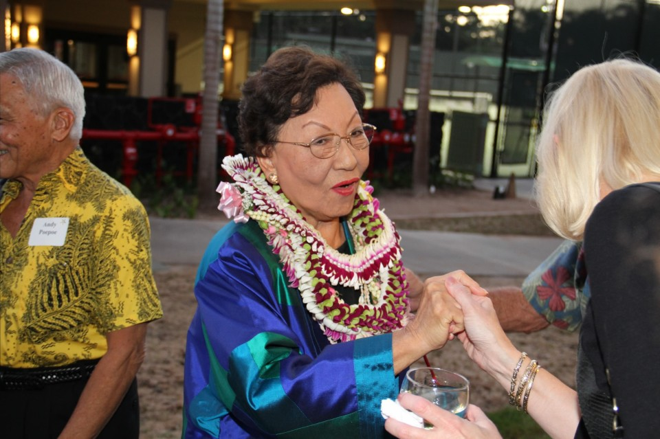 Denby Fawcett: Hawaii GOP Chairwoman Pat Saiki's Great Challenge