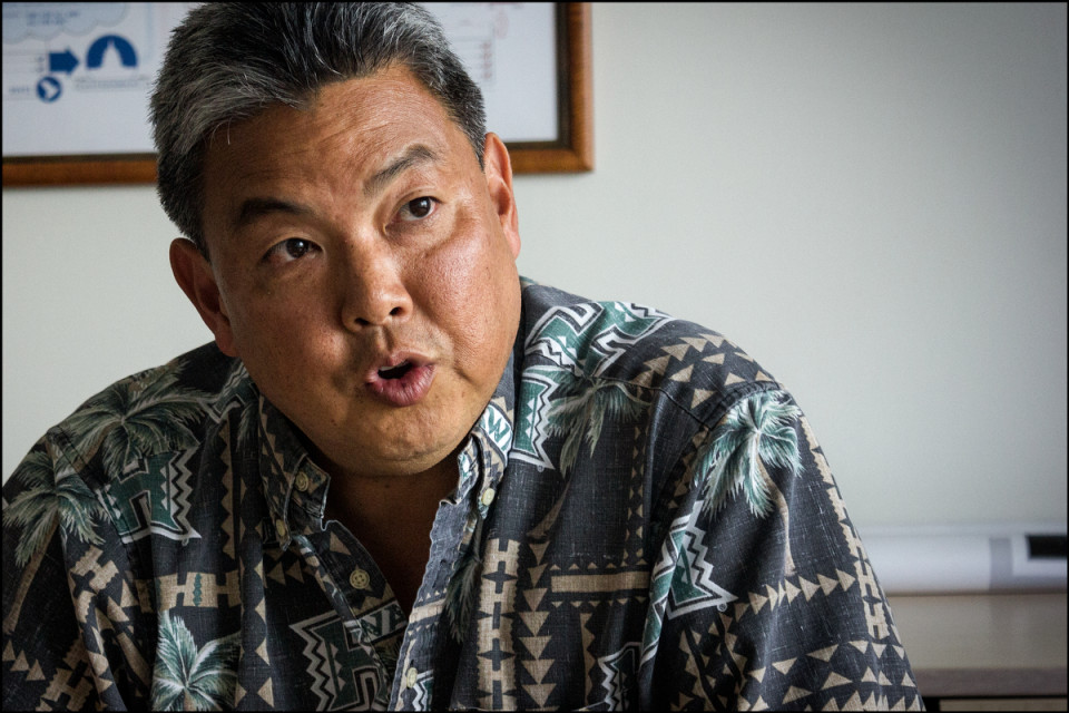 Takai Says He Wants to 'Knock Some Sense' into Congress