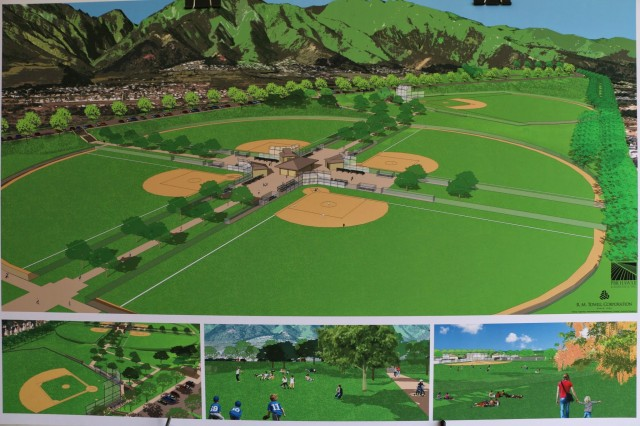 Rendering of the Maui Sports Complex