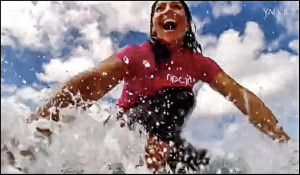 Missing the Point on Tulsi Gabbard's Surf Video