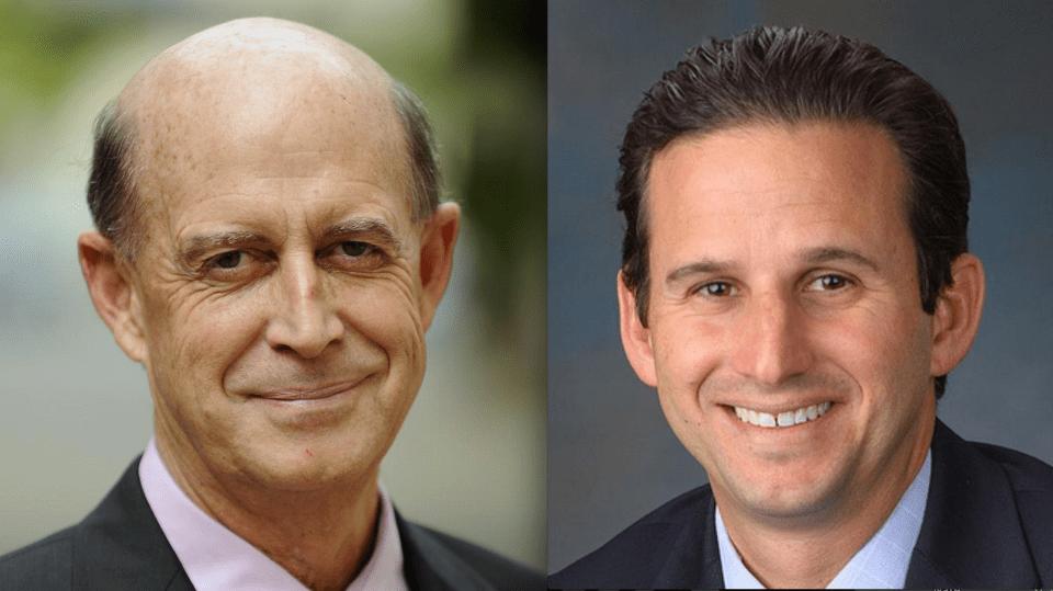 Schatz Helps Fellow Dems as Republican Underdog Tries to Unseat Him