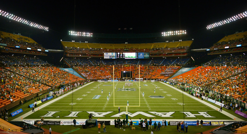 Could A Hawaii Sports Authority Spark A New Industry?