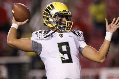 Some Students Shut Out Of School's Marcus Mariota Event