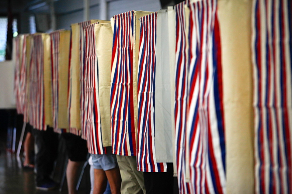 Bills To Aid Voting Near Approval