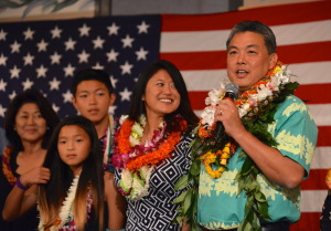 Hawaii 1st Congressional District: Takai Defeats Djou