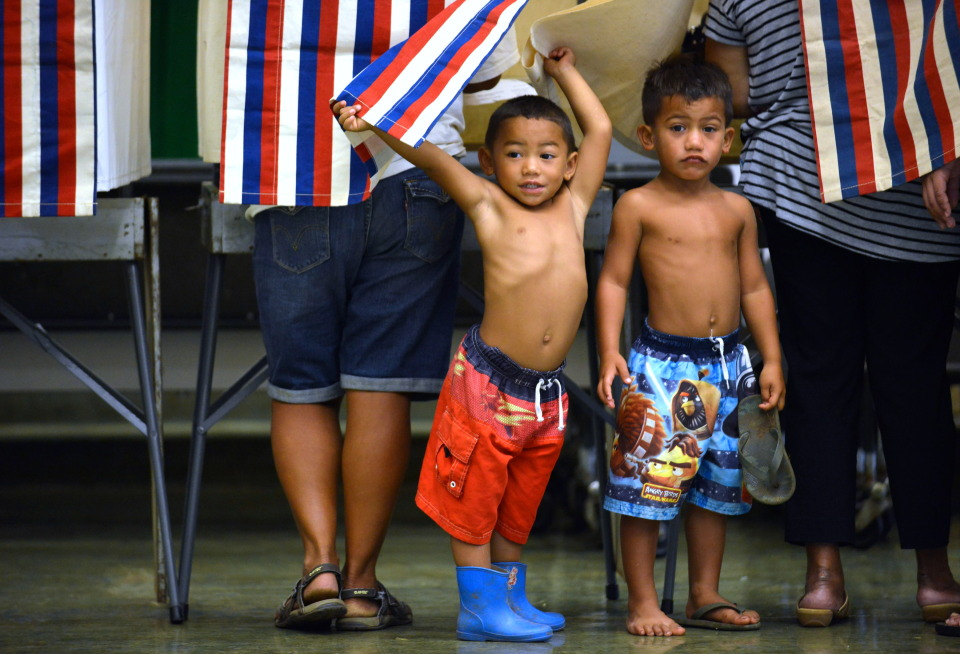 Hawaii Voters Will Soon Get Their Say On Presidential Races