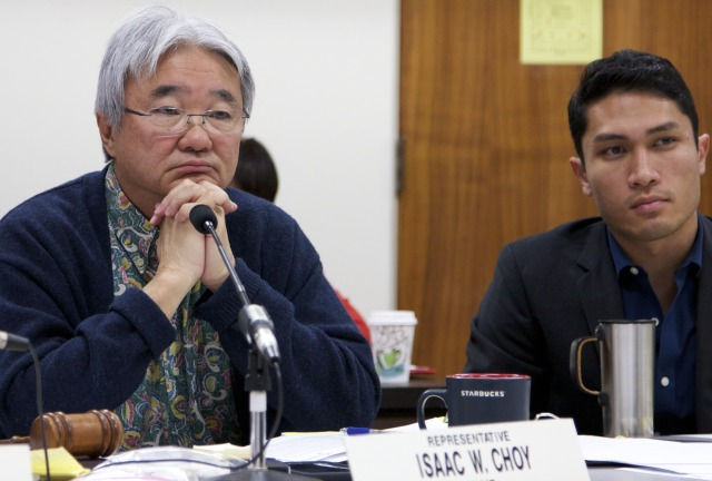 Rep. Isaac Choy