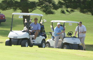 Obama's Golf Game Displaces Army Wedding
