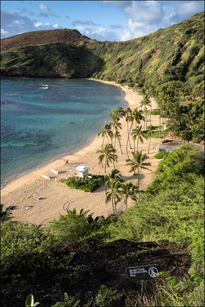 Hanauma Bay, Honolulu, HI