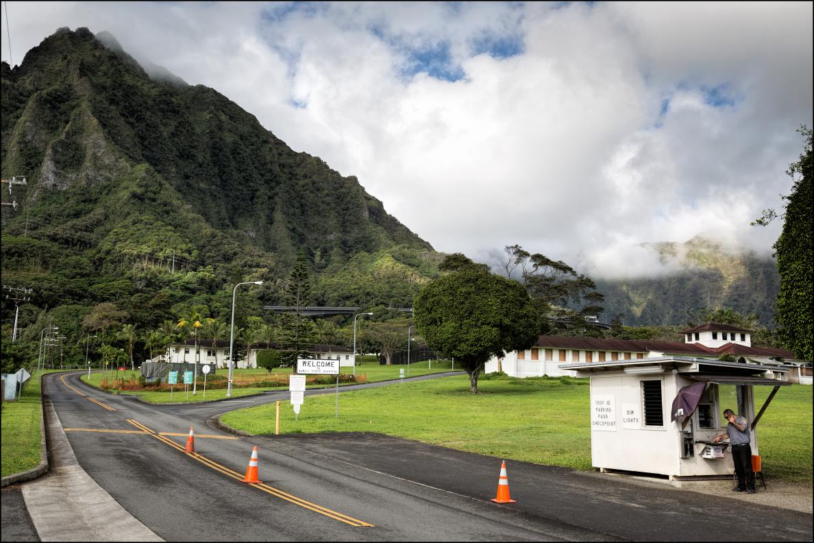 Hawaii State Hospital in Kaneohe, HI