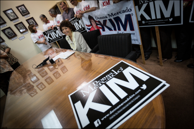 Kim Leads Pack In Congressional Campaign Cash