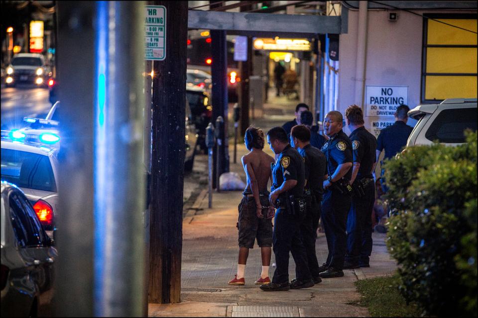 Law Enforcement's Struggle To Help Honolulu's Mentally Ill