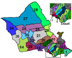 Oahu Neighborhood Board Election Results Announced