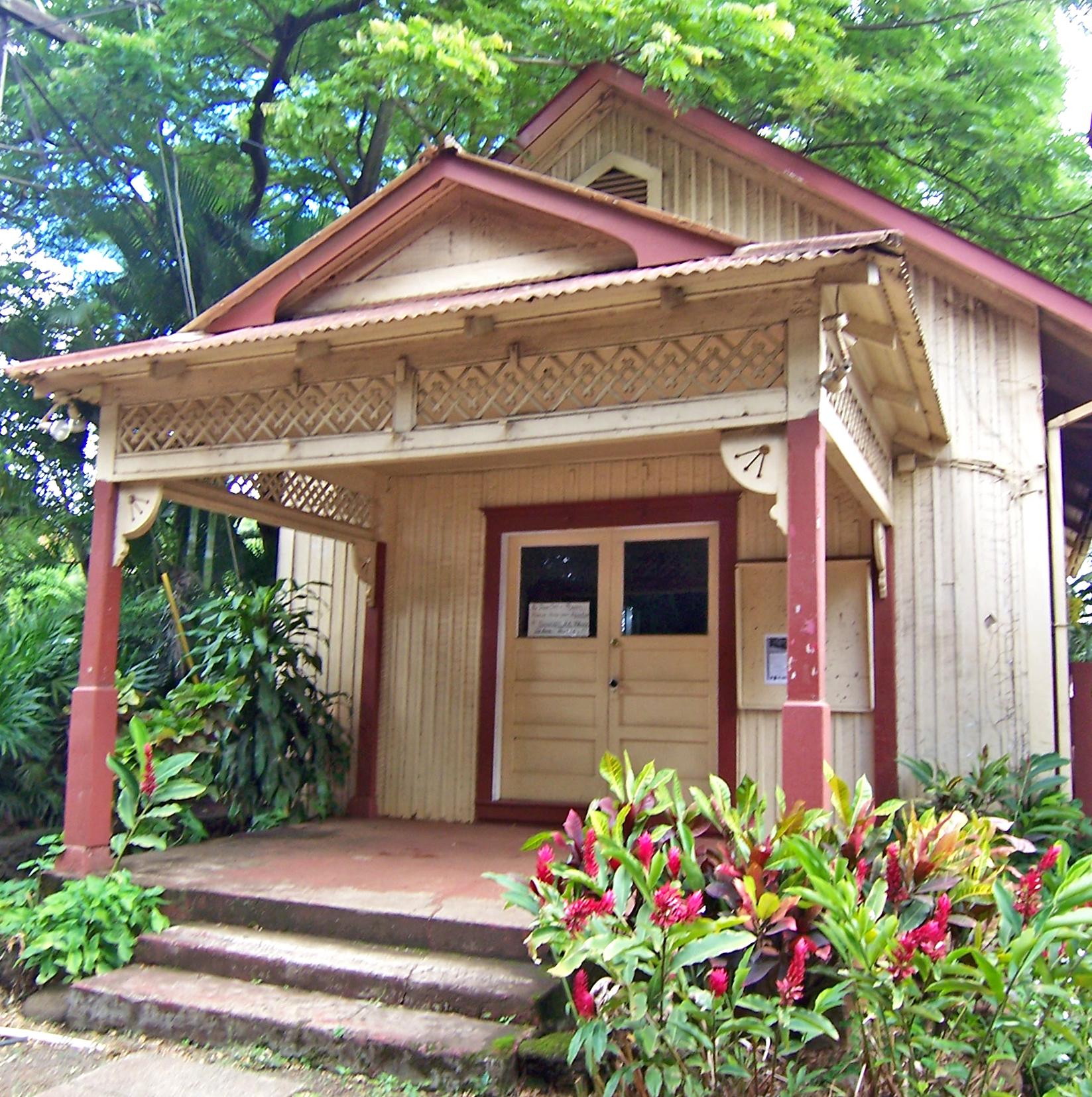 Terence-Faircloths-Plantation-Cottage-on-Kauai