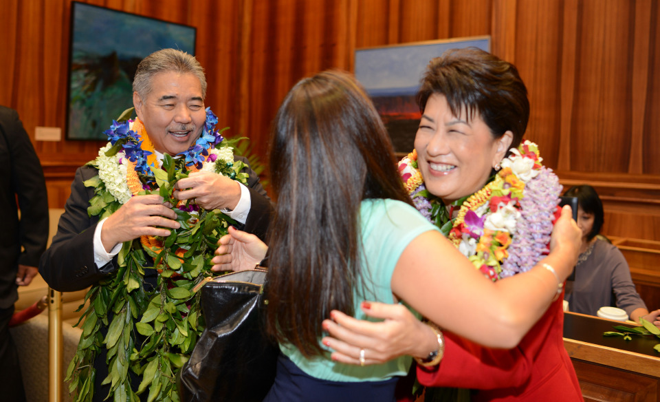 David Ige Inauguration: Introducing Hawaii's Eighth Governor