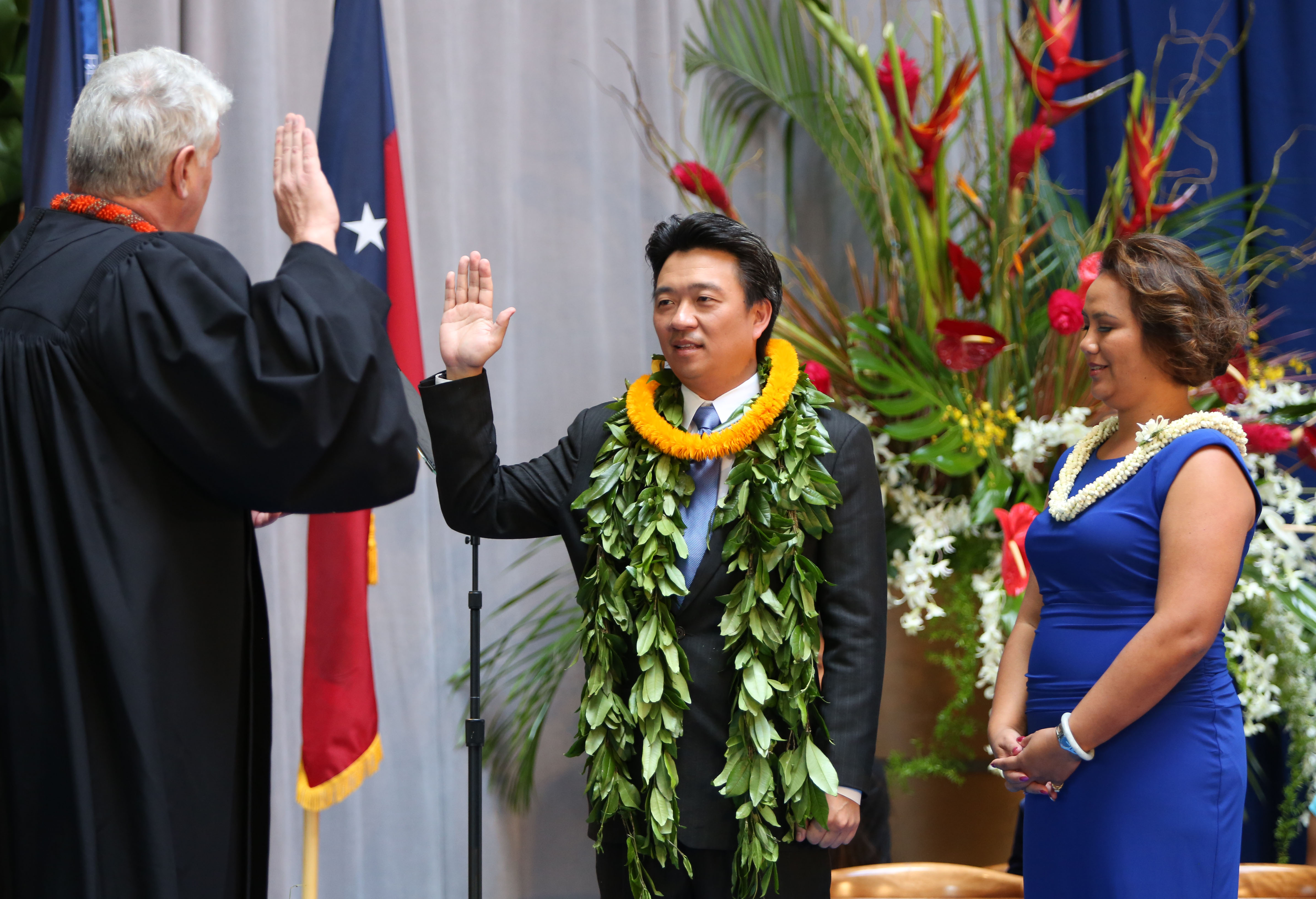 Hawaii Lieutenant Governor