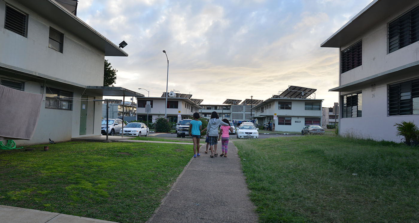 Hawaii Just Doesn T Have Enough Public Housing For The