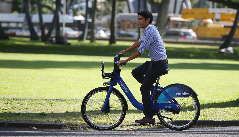 Civil Bytes: Bikeshare Hawaii Wants You Out of Your Car