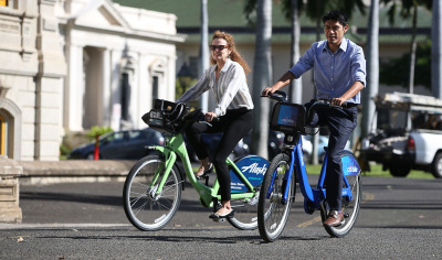 Honolulu Residents Get Raw Deal With Bikeshare