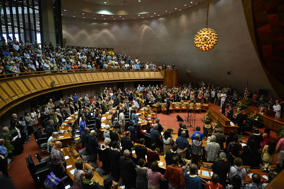 How Hawaii Lawmakers Spend Up to $13,000 a Year — Each