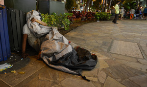 A New Approach to the Homeless Problem in Waikiki