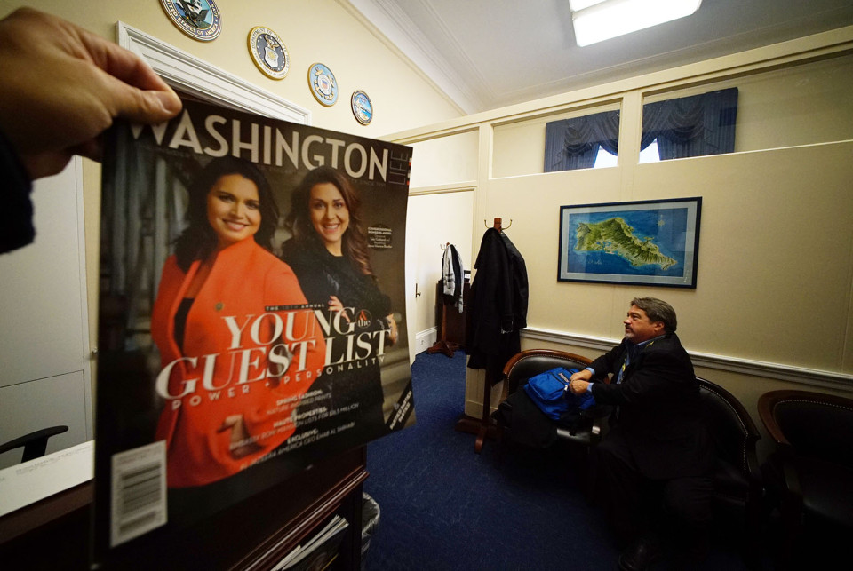 Hawaii Rep. Tulsi Gabbard Needs to Answer Questions About Chief of Staff