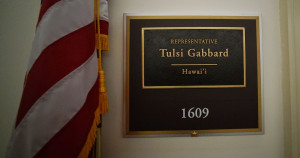 No Political Pedigree: Can Gabbard's Top Advisor Succeed in D.C.?