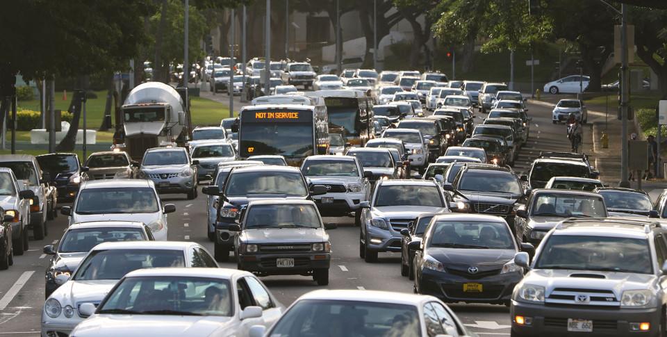 Hawaii Traffic
