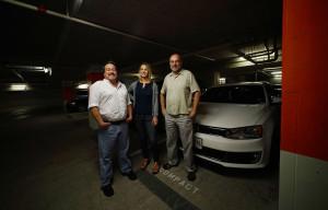 Pod Squad: Parking Backward in Hawaii