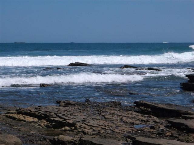 The coast in Panama